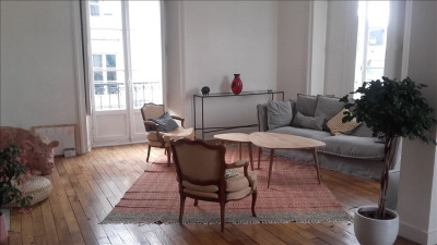 Appartement bourgeois rennes - 5 pièce (s) - 118 m²