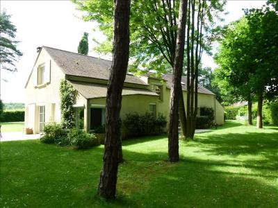 Maison contemporaine MONTFORT L AMAURY - 7 pièce (s) - 320 m²