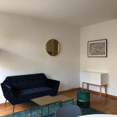 Appartement 3 pièces meublé