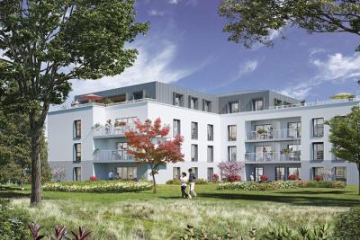 Appartement Angers Rive Droite 1Bis pièce (s) 30.93m²