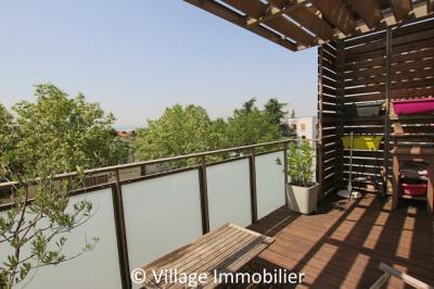 Exclusivité - mions - appartement 4 pièces - 76 m²