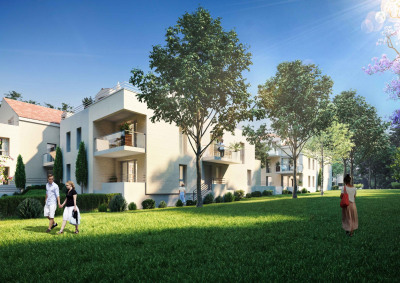 Grand calme - Appartement neuf avec terrasse et balcon