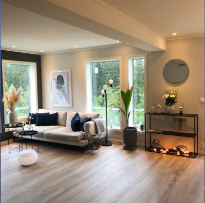 Appartement 2 pièces avec jardin privatif