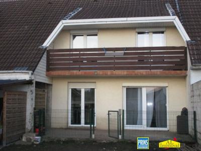 Maison mitoyenne - 5 pièces - 110 m²
