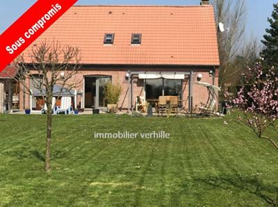 Maison Fleurbaix 5 pièce (s) 158 m²