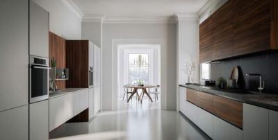 Grand 4 pièces avec terrasse - Dernier étage