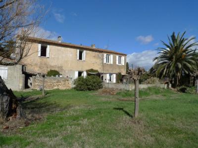 Mas en petite Camargue 9 pièces superficie totale 290 m²