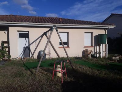 Villa T4 + jardin et garage