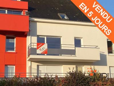Appartement Mordelles 3 pièce(s) 61.92 m2