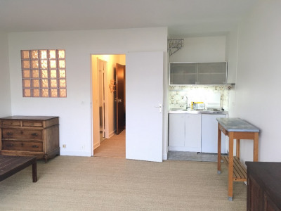 Appartement Boulogne Billancourt 1 pièce (s) 26.62 m²