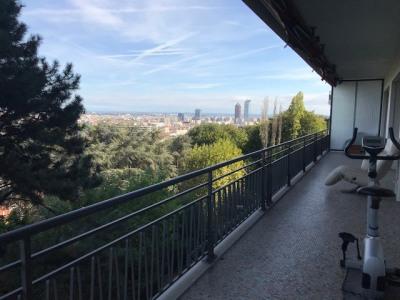 LYON 4 VUE EXCEPTIONNELLE, Magnifique apt avec terrasse