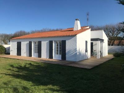 Maison Nieul Sur Mer - 6 pièce (s) - 130 m²
