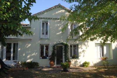 Maison (T4) sur 1.000m² près du Canal du Midi