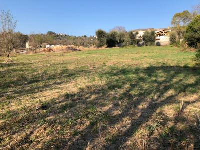 Terrain 2117 m² Mouans Sartoux