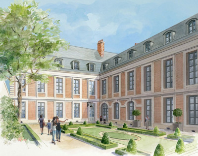 Versailles Saint louis luxe