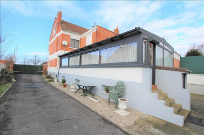 Maison style bourgeoise douai - 8 pièce (s) - 209.31 m²
