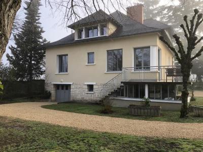 Maison ancienne rénovée