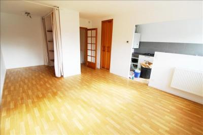 Studio 35,16m² refait