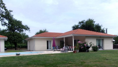 2 maisons contemporaines
