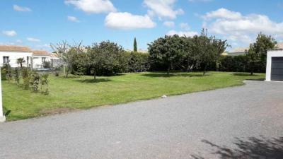 Terrain Marennes 725 m²