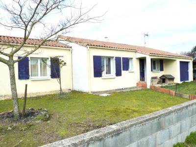 Maison Saint Christophe Du Ligneron 4 chambres 97.31 m²