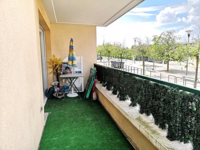 APPARTEMENT ST OUEN L AUMONE - 2 pièce(s) - 38.79 m2