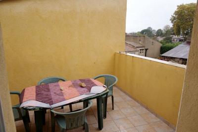 Appartement T1 meublé avec terrasse