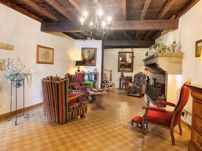 Vente Rochefort du Gard maison de village