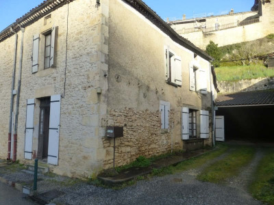 Maison de village Blanquefort sur Briolance