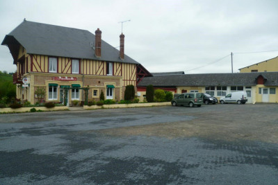 20 min Sud de Lisieux