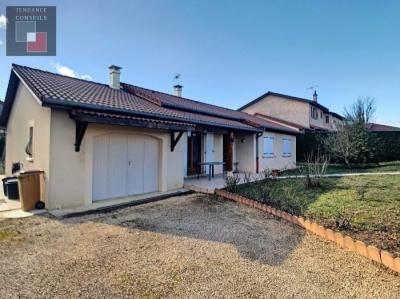 Maison à vendre Jassans-Riottier