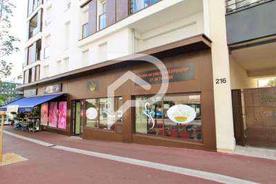 Local commercial Ermont 64 m²