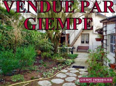 Maison Ancienne 5 pièces-110 m²-NANTES-372 600 euros