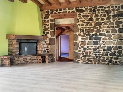 St Étienne Sur Usson Maison 96 m² + grange et 450 m² terrain