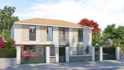 Maison NEUVE mitoyenne 1 côté Rosny-sous-Bois 74 m²