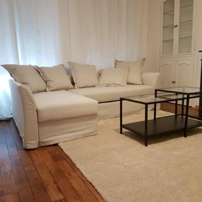 Appartement meublé centre ville de chantilly
