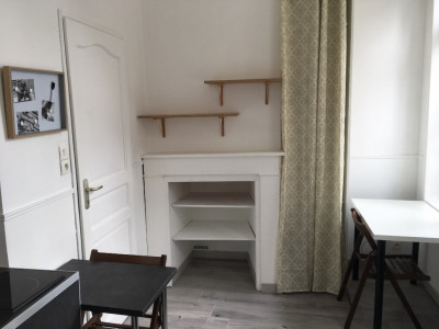 Saint-omer - studio meublé de 14,80m²