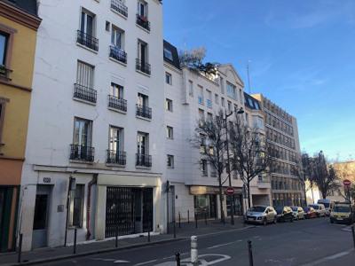 Studio 18.36m² - quartier alésia tombe issoire 75014 Paris