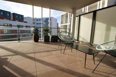APPARTEMENT BALCON LORIENT - 3 pièce(s) - 91.65 m2