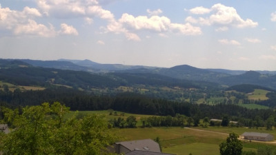 Magnifique terrain avec vue dominante exposé sud
