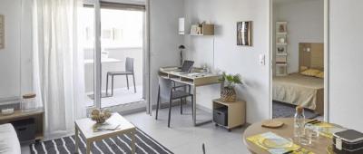 2 pièces, 40,07 m² - Lyon 7ème (69007)