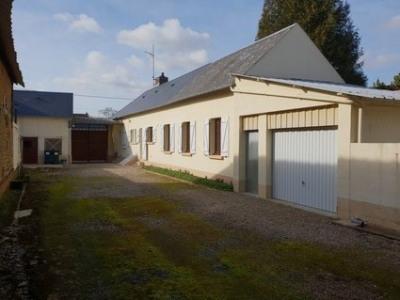 Maison de plain pied située proche de Grandvilliers