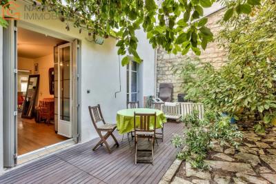 55 m² + jardin privatif 30 m²
