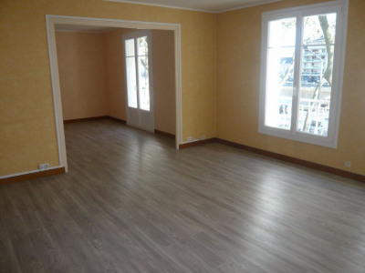 LAVAL centre ville, appartement T4 de 81m²
