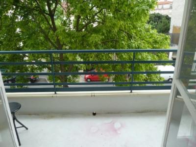 Appartement 3 pièces 70m² + cave et balcon
