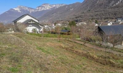 Terrain de 1172 m² - Saint Jeoire Prieuré