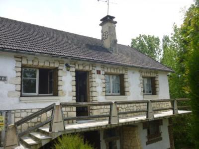 Maison atypique de 65 m²