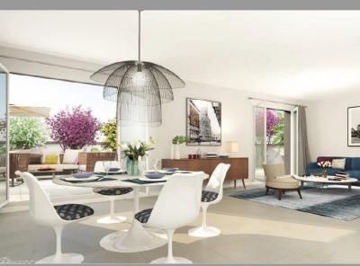 Vente de prestige appartement Lyon 7ème (69007)
