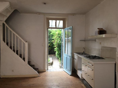 Maison ancienne NANTES - 4 pièce (s) - 82 m²