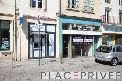Commercial/professionnel nancy - 65.13 m²